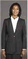 Ladies Polyester Cardigan Blazer