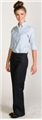 Ladies Polyester Low Rise Tailored Pant