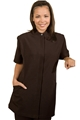 Ladies Fashion Polyester Solid Tunic