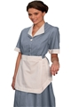 Ladies Junior Cord Housekeeping Dress