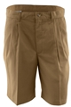 Men's Pleated Front Chino Short