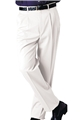 Men's Pleated PolyCotton Twill Pant