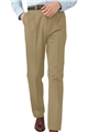 Men's Cotton Pleated Front Pant