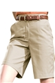 Ladies Plain Front Chino Short