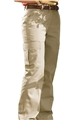 Ladies PolyCotton Cargo Pant