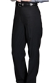 Ladies Polyester NO Pocket Casino Pant