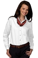 Ladies Long Sleeve Oxfordcloth Shirt