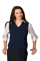 Tuff-Pil® Ladies Acrylic V-Neck Vest