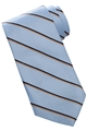 Men's Narrow Stripe Tie