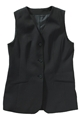 Ladies Stretch Tunic Vest