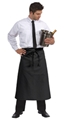 Full Bistro Apron With Patch Pocket/Pencil Divider