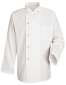 10 Button Chef Coat w/ACF LOGO