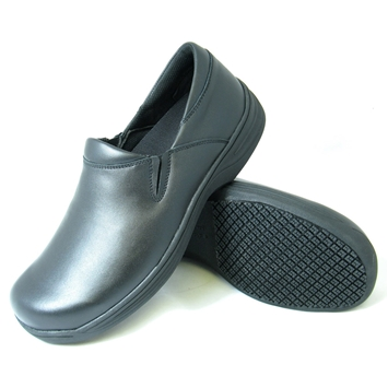 Ladies Culinary Slip Resistant Shoe
