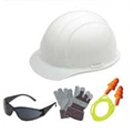4 Piece New Hire Kit with Cap Helmut
