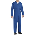 Chest Pockets Twill Action Back Coverall