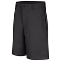 Men's Plain Front Uniform Short