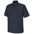 Men's Upgraded Short Sleeve PolyCotton Security Shirt
