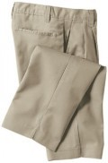 Boy's Pleated Front Pants (4-7)