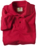 Kid's Pique Polo Shirt