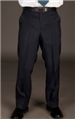 Men's 70% Polyester/30% Wool Tailored Pant