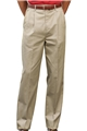 Men's Pleated Front Utility Pant