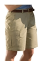 Ladies PolyCotton Cargo Short