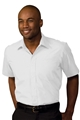 Men's Short Sleeve Broadcloth Shirt