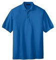 Men's Silk Touch Pique Polo Shirt