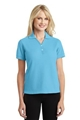 Ladies Pima Cotton Pique Polo