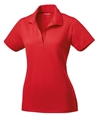 Ladies Moisture Wicking Polo
