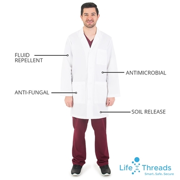 Men's Professional Labcoat