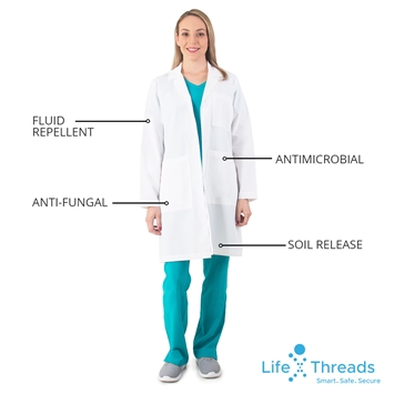 Ladies Professional Labcoat