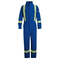 Men's Deluxe Coverall w/ Reflective Trim (HRC1)