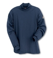 Men's Long Sleeve Tagless Mock Turtleneck (HRC2)