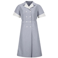 D.B. Pincord Housekeeping Dress w/LOGO