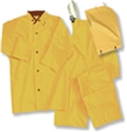 4035 Heavy Duty Yellow Rainsuit