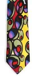 "Men's ""Olives"" Necktie"