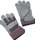 Premium Leather Palm General Purpose Glove