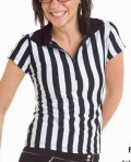 Ladies Zipper Referee Shirt