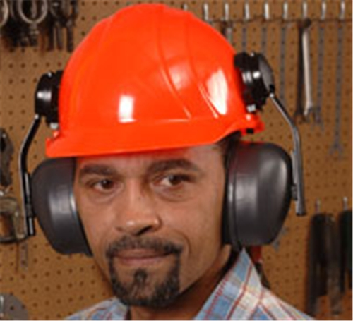 Sound Shield Ear Muff Attachment