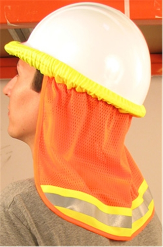 Mesh Neck Shield
