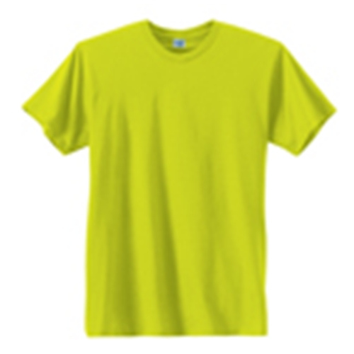 Non ANSI Ecomony Short Sleeve Poly/Cotton T Shirt